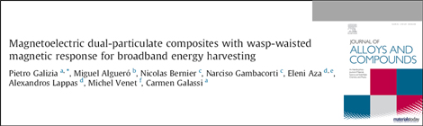Recent paper on magnetoelectric composites