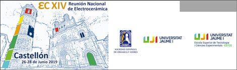 Presence at XIV Reunión Nacional de Electrocerámica