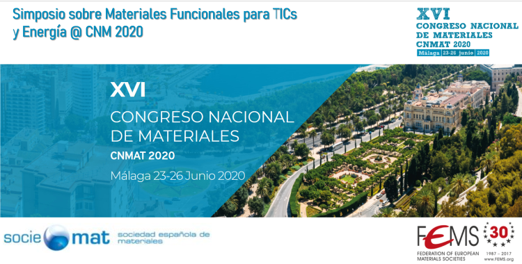 Symposium Functional Materials: 27-30 June 2021