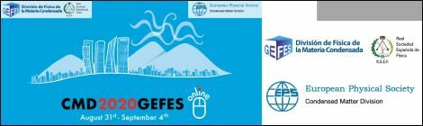 EOSMAD at the Joint Conference of Condensed Matter: CMD2020GEFES