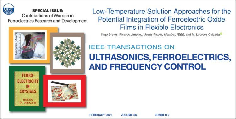 Issue Women in Ferroelectrics