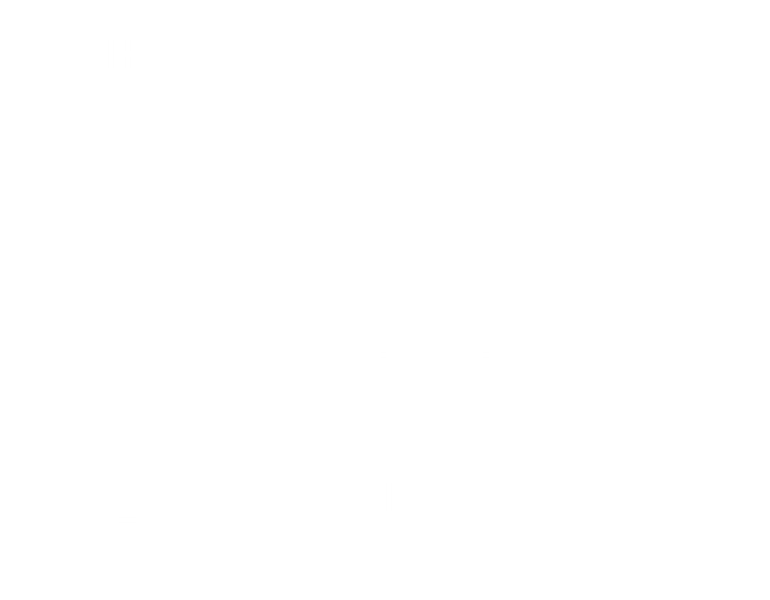 8th Multifrequency AFM Conference