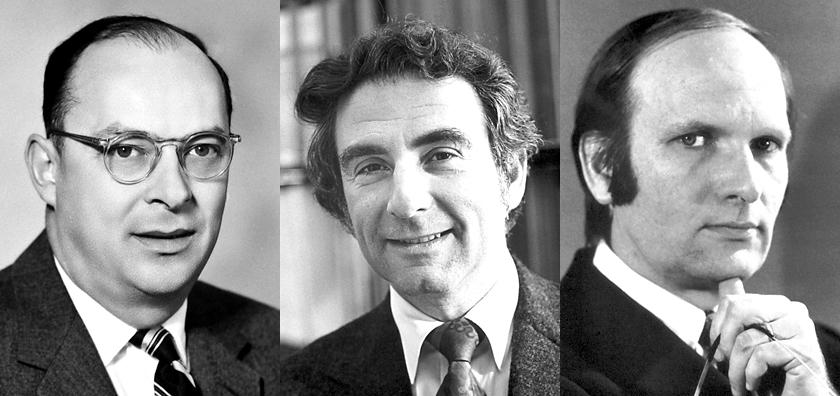 Bardeen, Cooper y Schrieffer